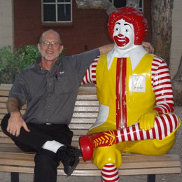 Community Involvement: Ronald McDonald House