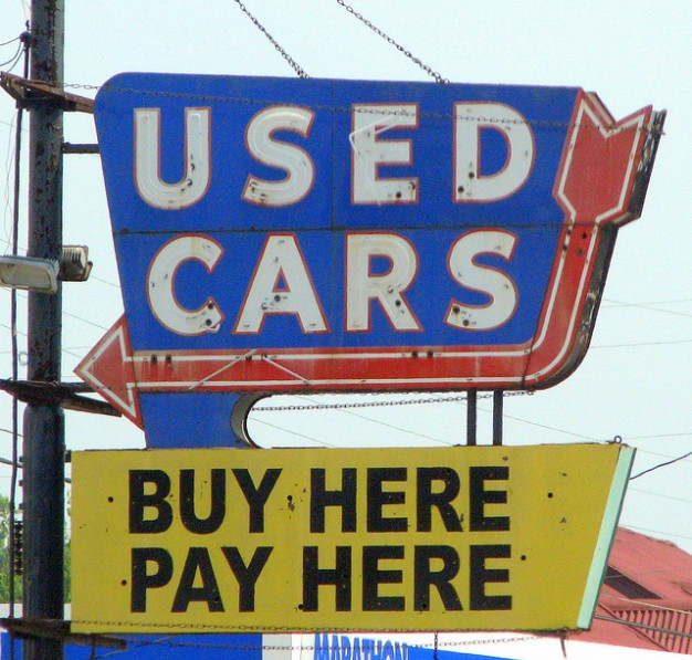 Don't buy that new or used car!   (yet)