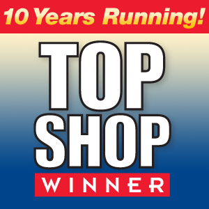 Top Shop Winner